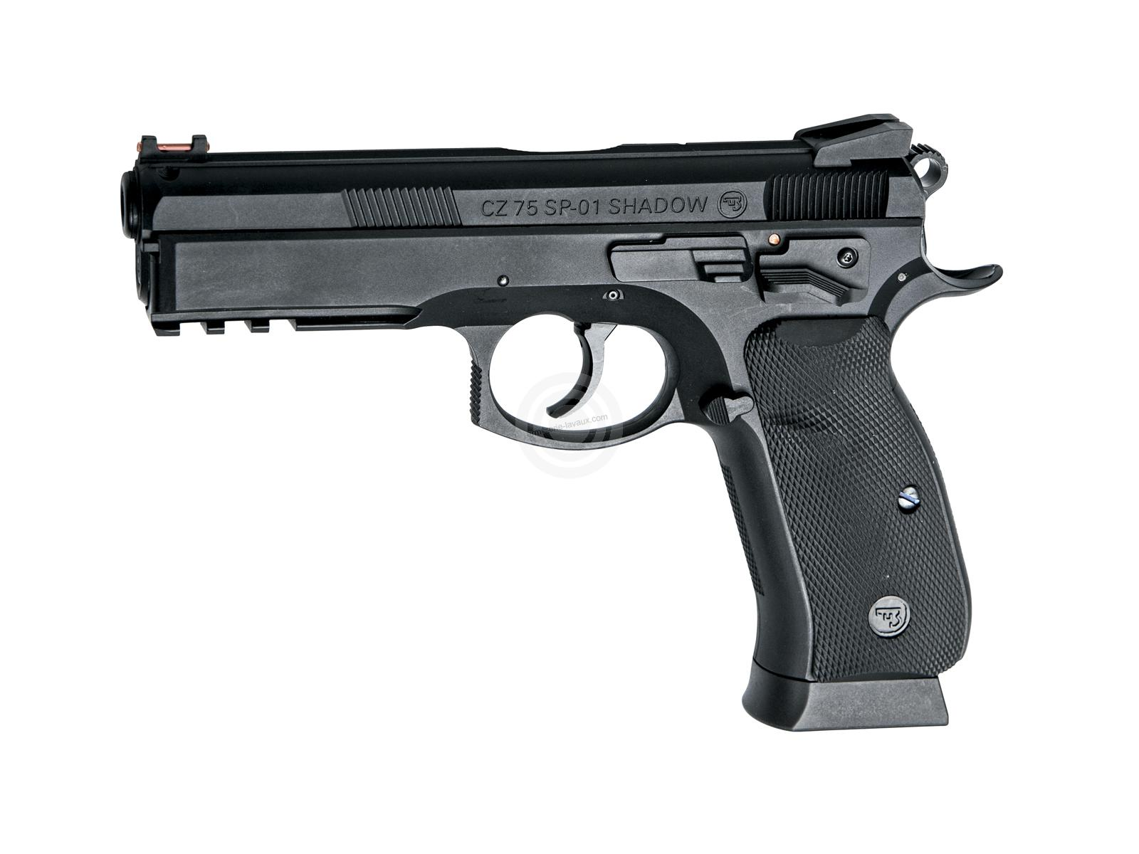 Pistolet CZ SP-01 Shadow ASG cal.4,5mm