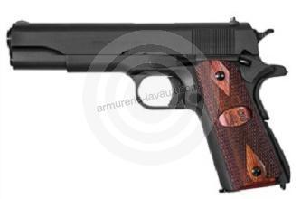 Pistolet AUTO-ORDNANCE 1911 A1 WWII Bronzé Bois cal.45 ACP