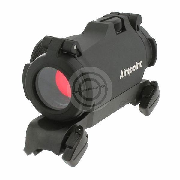 Point rouge AIMPOINT Micro H2 2MOA avec monatge BLASER