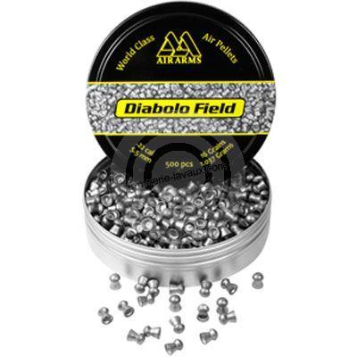 Plombs 5.5 AIR ARMS Diabolo Field (1.037 gr)
