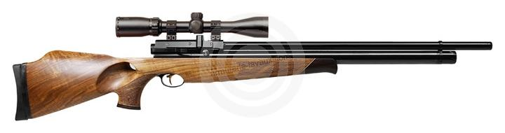 Carabine PCP AIR ARMS S 510 SL Extra THUMBHOLE cal.5,5mm (40 joules)' 'Pack SNIPER'' LYNX Varmint 6-24x42 AO