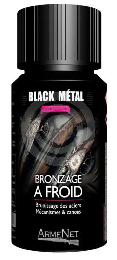 Bronzage à froid BLACK METAL ARMENET 50ml