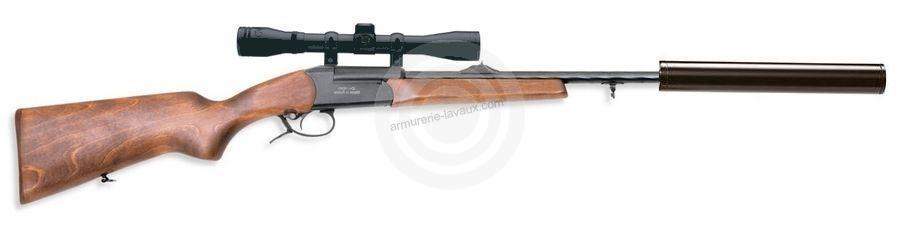 Carabine BAIKAL IJ 18 cal.222 Rem CUSTOM SILENCE ''lunette LYNX 3-9x40''