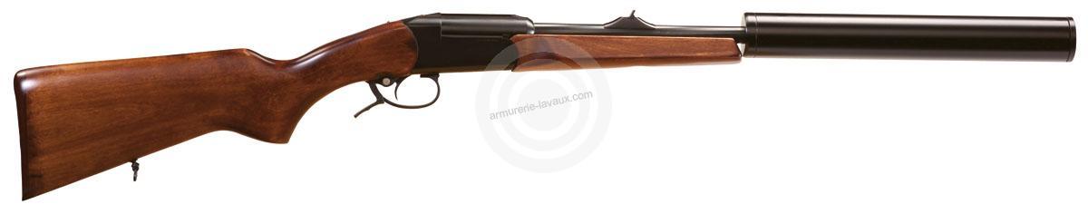 Carabine BAIKAL IJ 18 CUSTOM SILENCE cal.243 Win