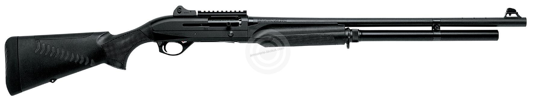 Fusil IPSC semi-automatique BENELLI M2 Practical Comfortech cal.12/76