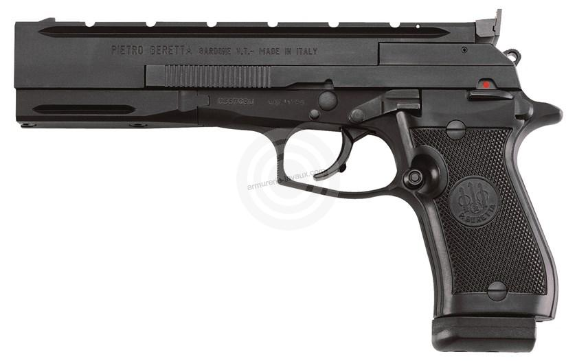 Pistolet BERETTA 87 Target calibre 22 Lr