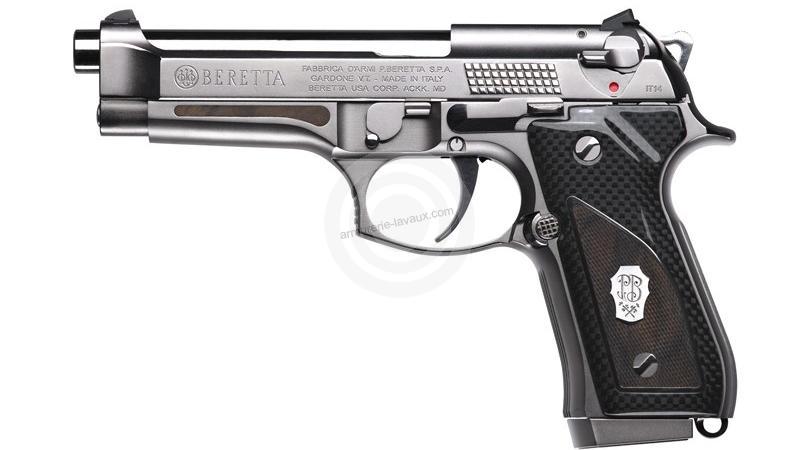 Pistolet BERETTA 92FS FUSION Edition limitée n°28/60 cal.9x19