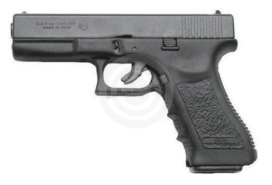 Pistolet BRUNI GAP ''type GLOCK'' cal.9 mm
