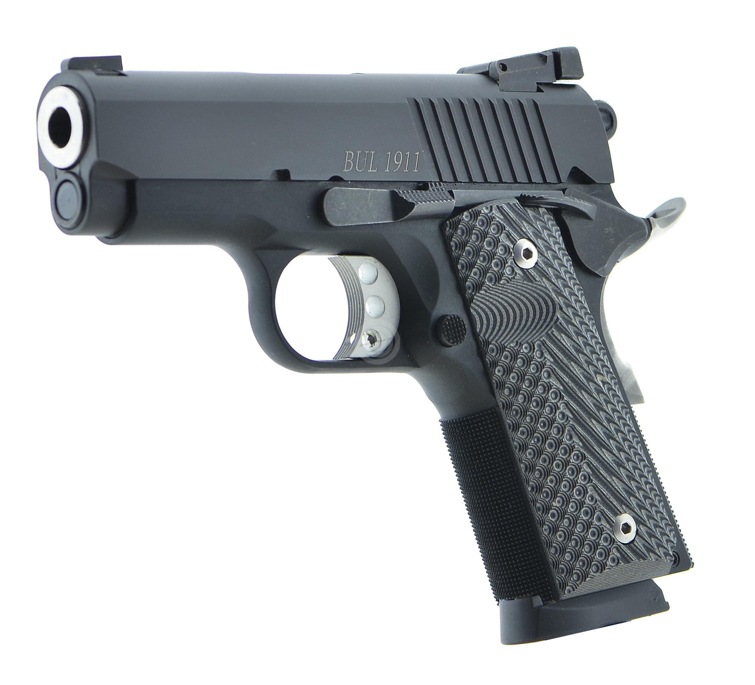 pistolet bul 1911 ultra 3 1 calibre 45 acp armes cat gorie b sur armurerie lavaux. Black Bedroom Furniture Sets. Home Design Ideas