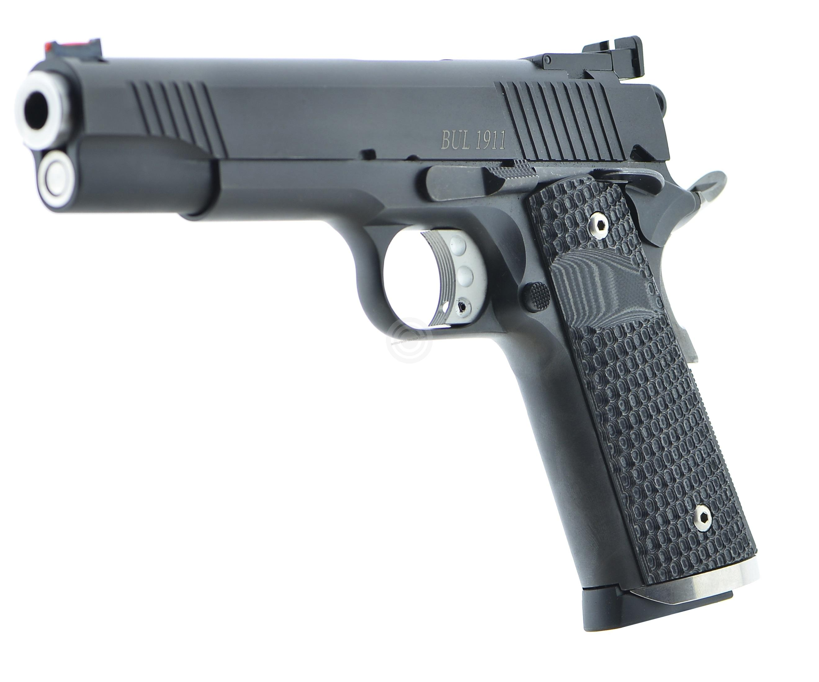 Pistolet BUL 1911 Classic Trophy IPSC 5
