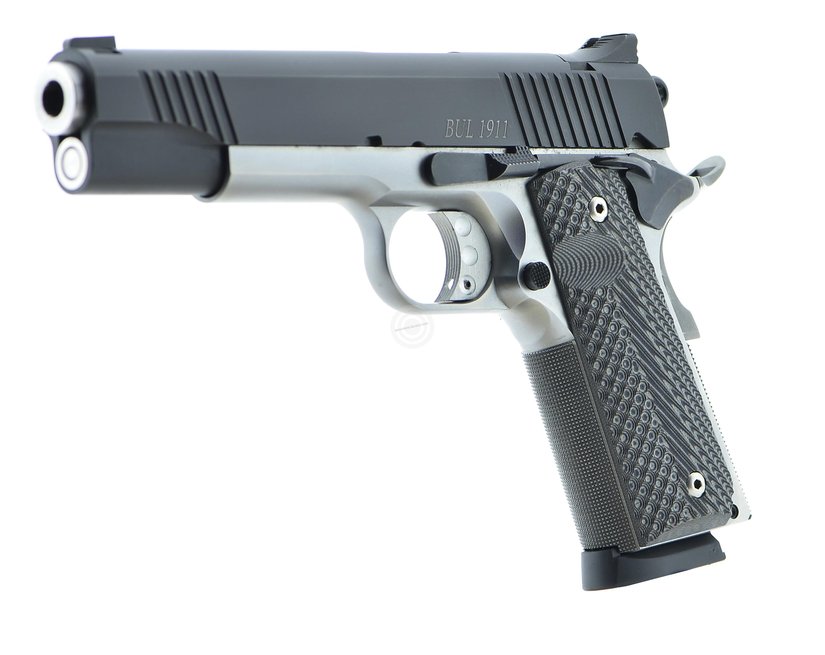 Pistolet BUL 1911 Duo Tone Government 5