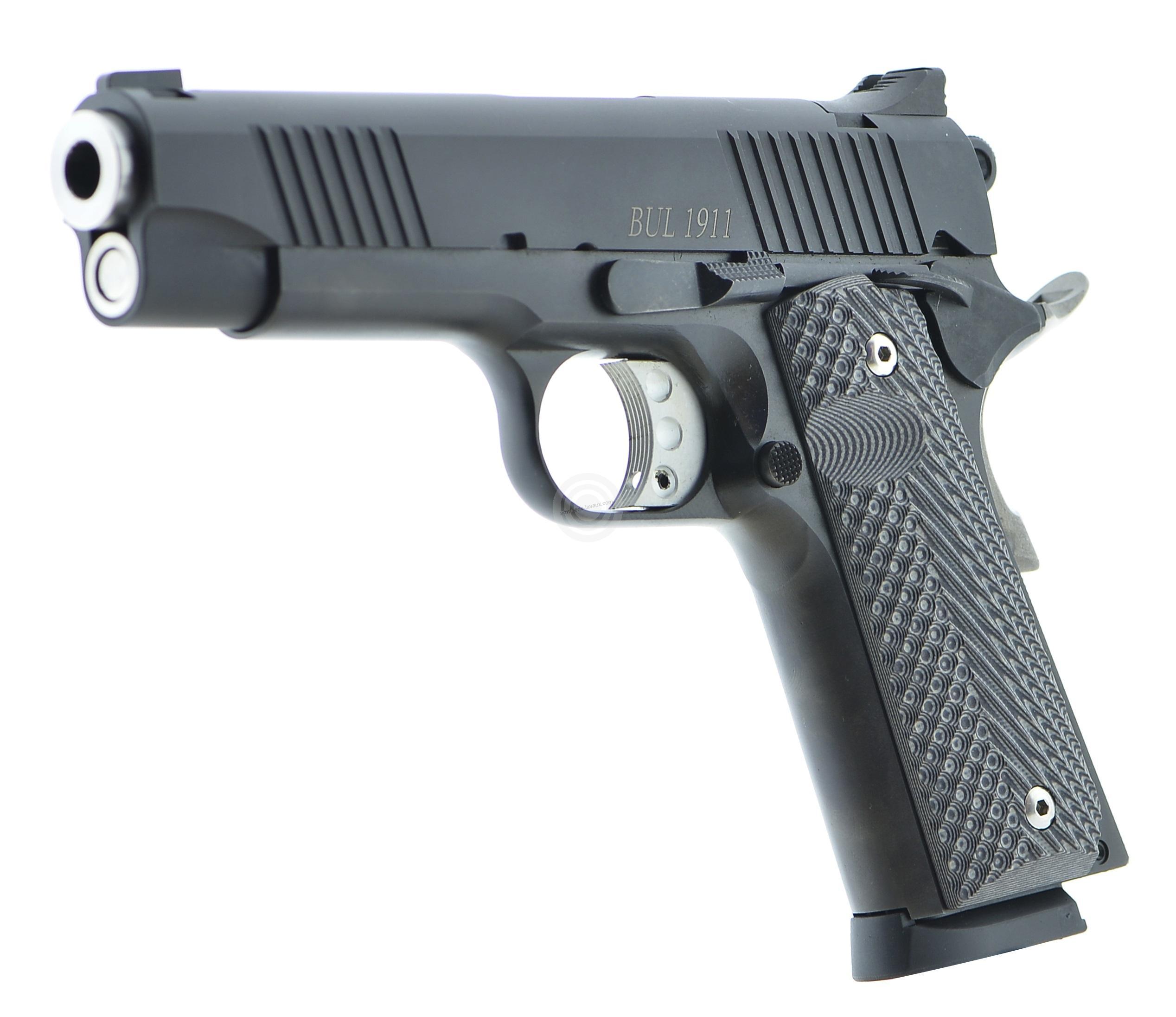 Pistolet BUL 1911 Classic Commander 4.2