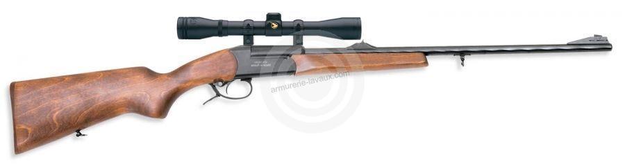 Carabine BAIKAL IJ 18 Bois cal.222 Rem lunette 3-9x40 LYNX