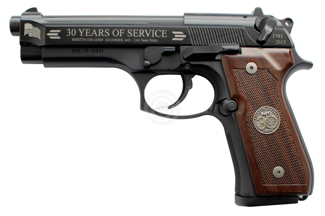 Pistolet BERETTA M9 Exclusive
