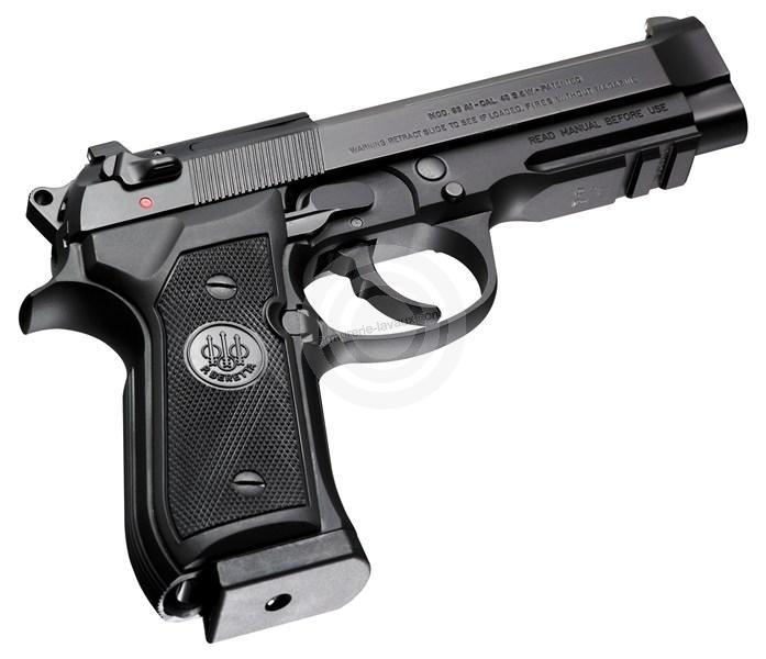 Pistolet BERETTA 92A1 cal.9x19 - Armes catégorie B sur ...