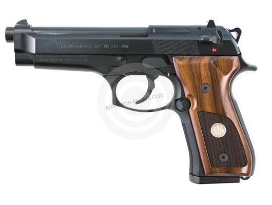 Pistolet BERETTA 92FS TRIDENT calibre 9x19  Parabellum