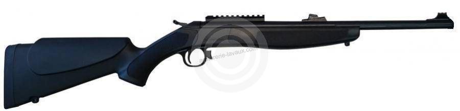 Carabine BERGARA SCOUT DK4 Synthétique cal.222 Rem (canon 58cm)
