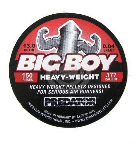 Plombs 4.5 BIG BOY Senior (0.84 grams)