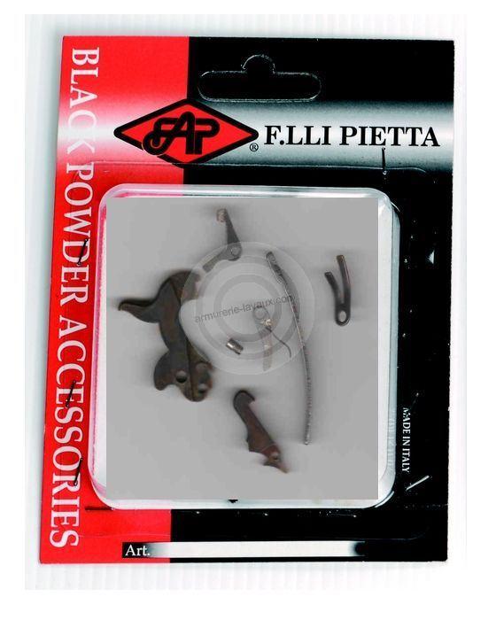 Blister de pièces détachées REMINGTON Pocket 1863 Pietta