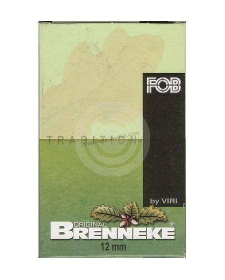 Balles FOB  Brenneke cal.12mm