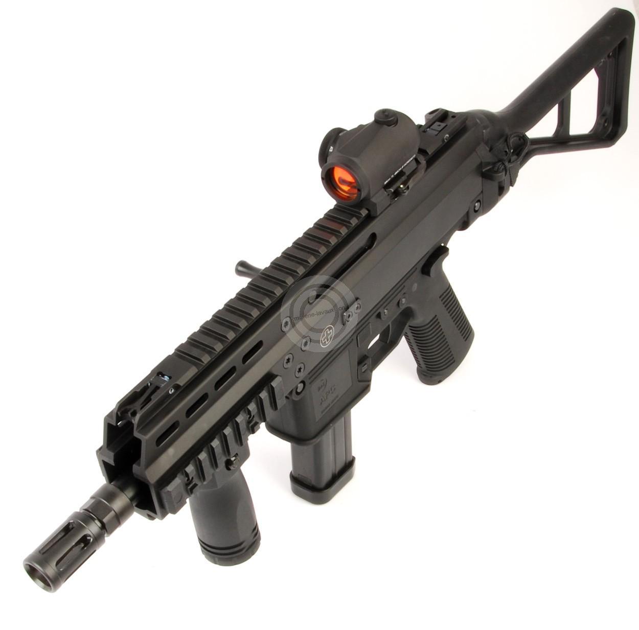 Fusil Berthier réglementaire modèle 07/15 des Etablissement Continsouza, calibre 8x51R.