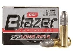 CCI 22lr Blazer HV /50