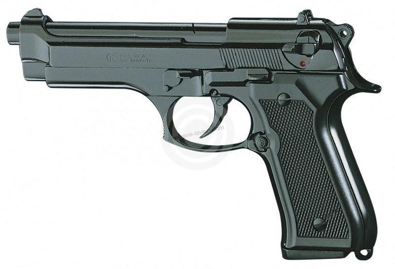 Pistolet CHIAPPA BERETTA 92 Bronz� cal.9mm