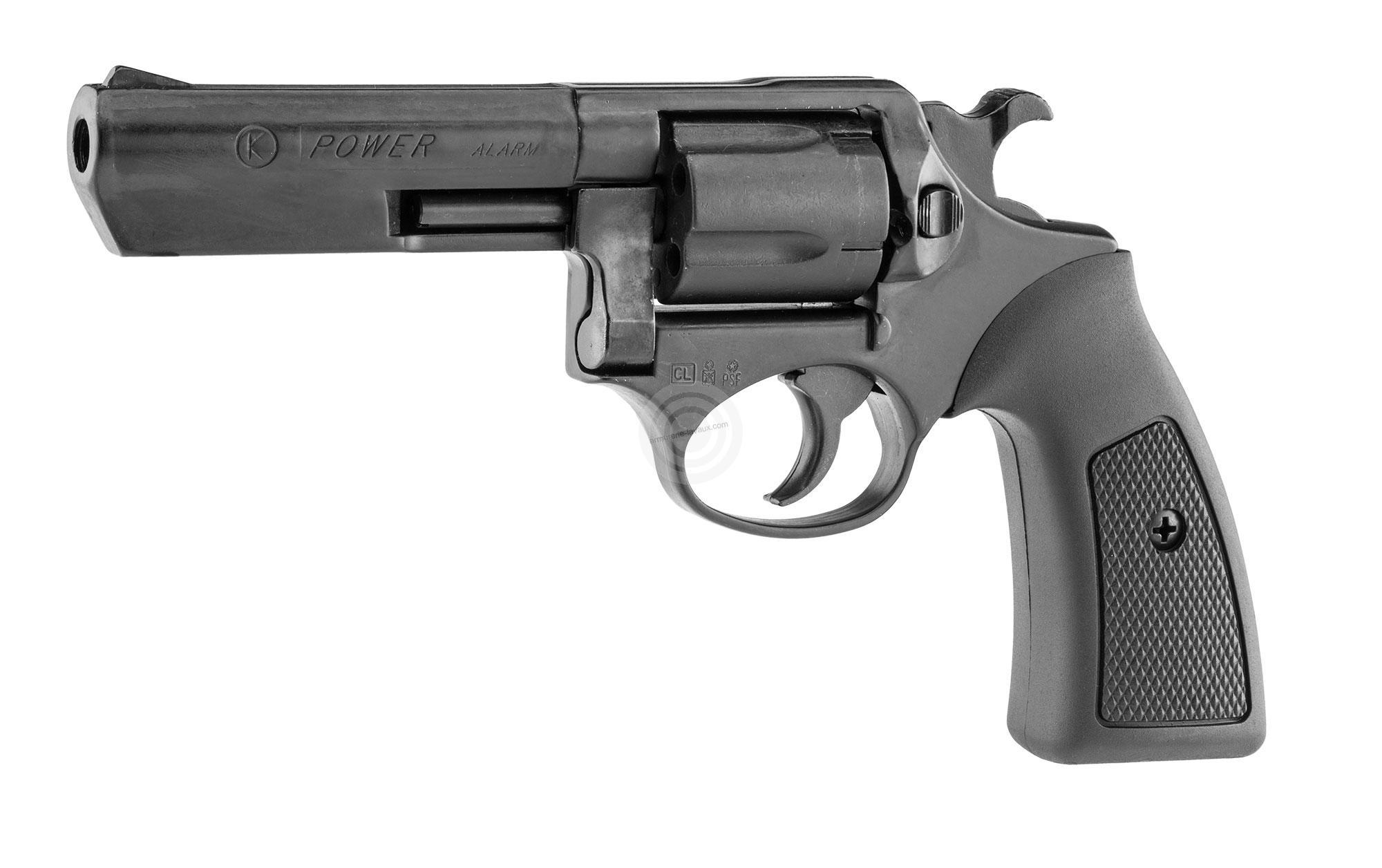 Revolver KIMAR Power Bronzé cal.6mm et 22Lr à blanc