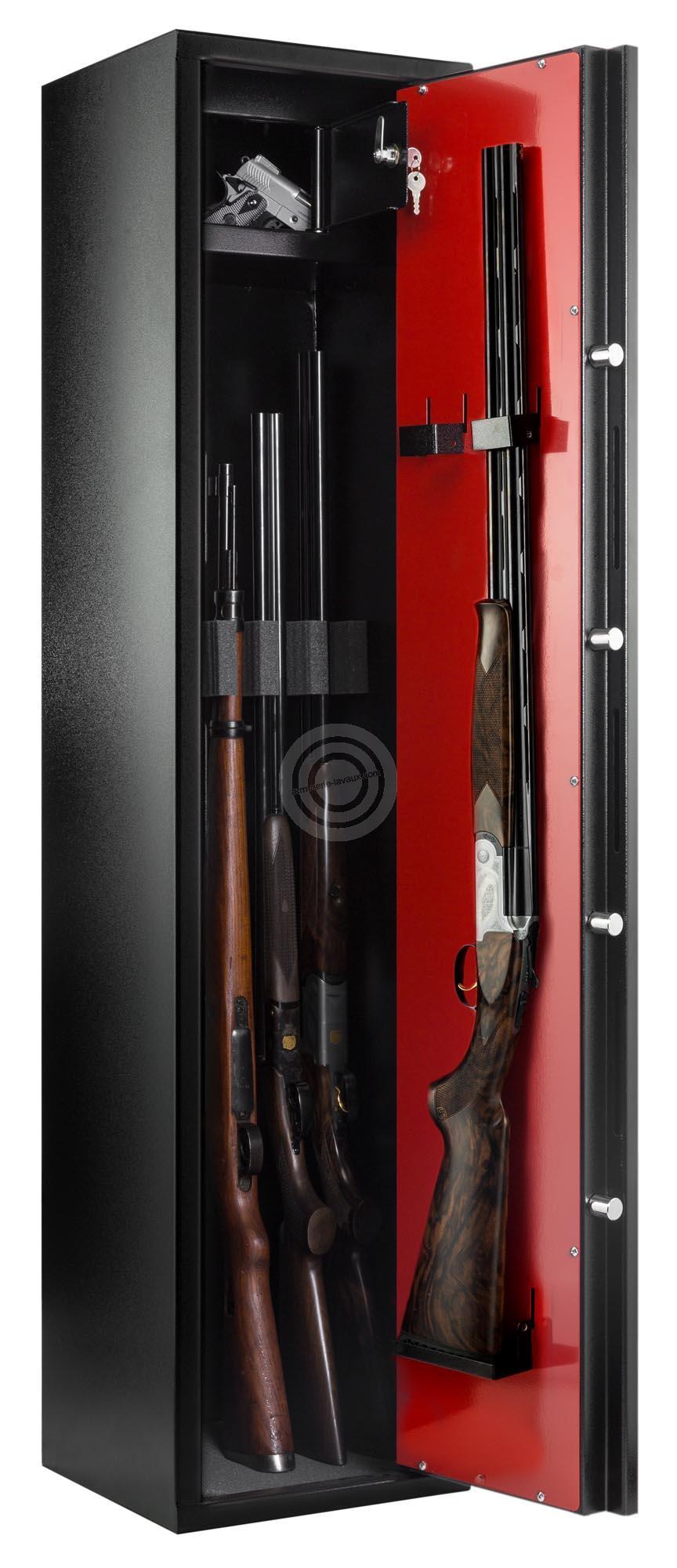 coffre pour armes rietti first 53kg 7 armes coffres. Black Bedroom Furniture Sets. Home Design Ideas