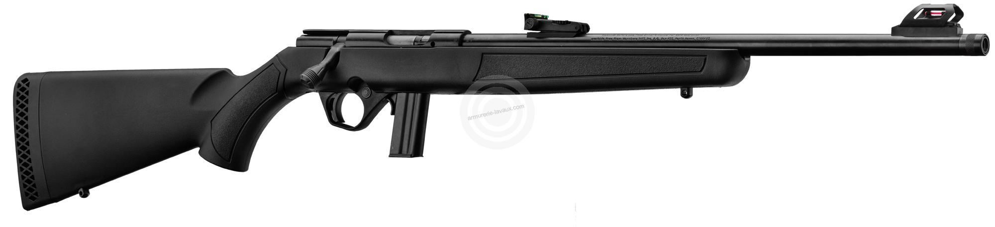 Carabine 22LR MOSSBERG Plinkster 802 synthetique