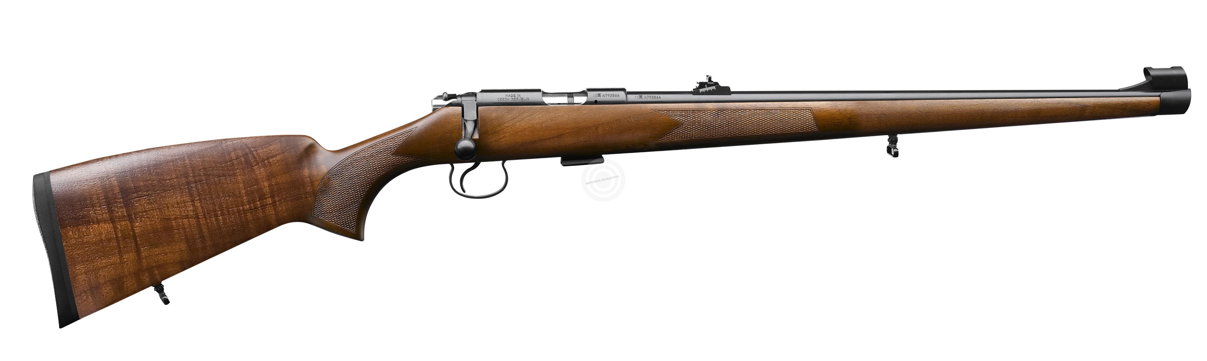 Carabine 22LR CZ 455 Fût Long