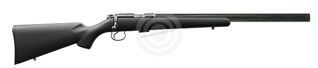 Carabine 22LR CZ 455 Silence Synthétique