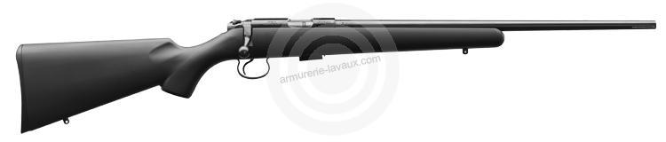 Carabine 17 HMR CZ 455 Synthétique Fileté