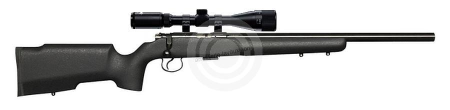 CZ 22LR CZ 455 Tacticool Varmint avec lunette HAWKE Varmint 6-24x44 Mildot
