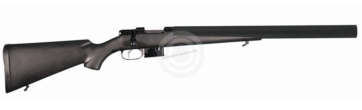 Carabine CZ 527 Synthétique Custom Silence cal.222 Rem