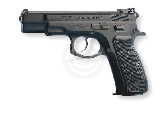 Pistolet CZ 85 Combat calibre 9x19