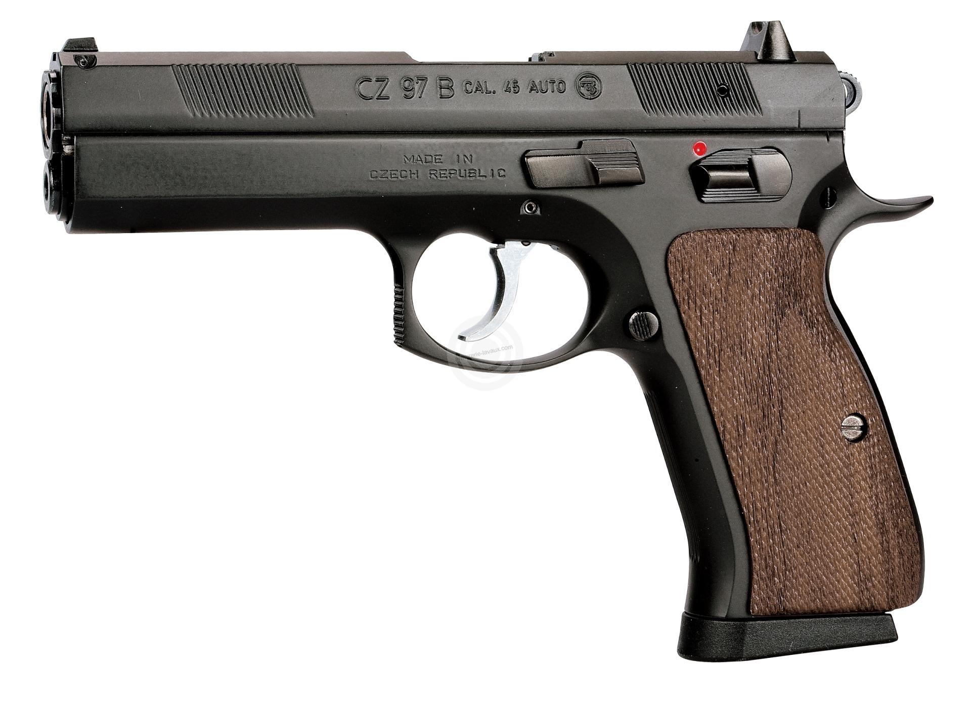 Pistolet CZ 97 B cal.45 ACP