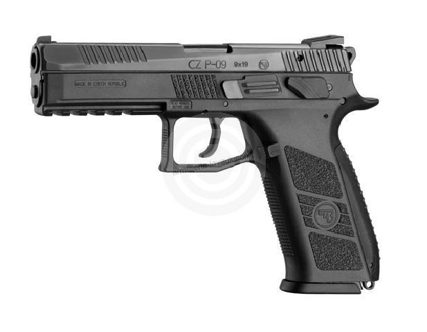 Pistolet CZ P-09 calibre 9x19