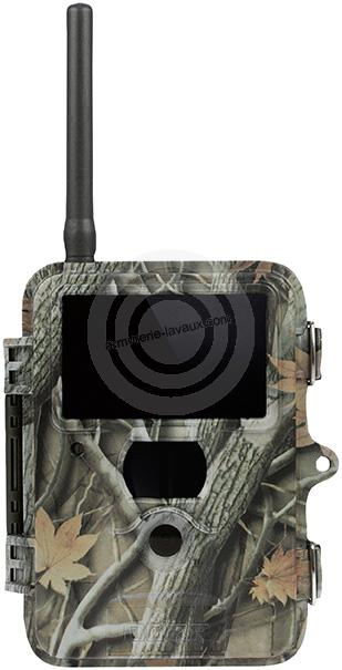 Camera de surveillance DÖRR Snapshot Mobil Black 5.1 SMS controlled