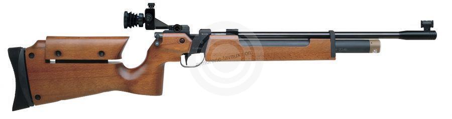 Carabine CZ 200T avec dioptre cal.4,5mm à air pré-comprimé