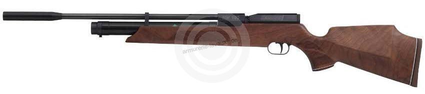 Carabine PCP WEIHRAUCH HW100 S (30 joules) cal.4,5mm