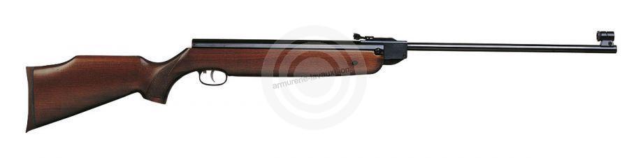 Carabine à air comprimé WEIHRAUCH HW 80 cal.5,5mm (25 joules)