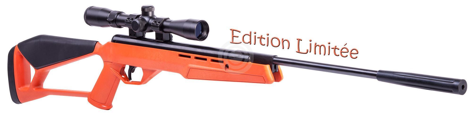 Carabine à plombs CROSMAN BLAZE Orange Nitro Piston cal.4,5mm