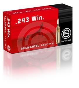 GECO 243 WIN 1/2 Blindée 6,8 gr