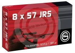 GECO 8x57 Jrs 1/2 Blindée 12 gr