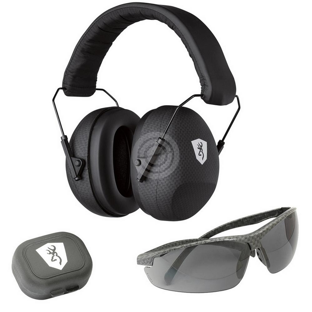 Casque Anti-Bruit BROWNING Black Label Kit Tactical