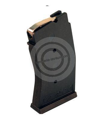 Chargeur CZ 452 cal.17 HMR et 22 Mag (9 coups)