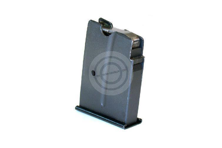 Chargeur métallique CZ 452 cal.17 HMR et 22 Mag (5 coups)