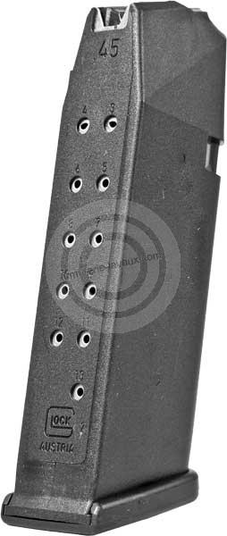 Chargeur GLOCK 21 cal.45 ACP (13 coups)