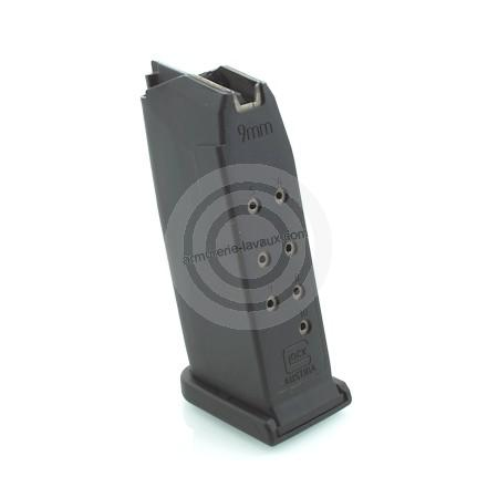 Chargeur GLOCK 26 cal.9x19 (10 coups)